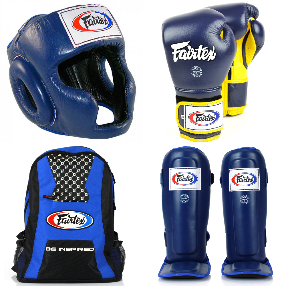 Набор Fairtex Blue2
