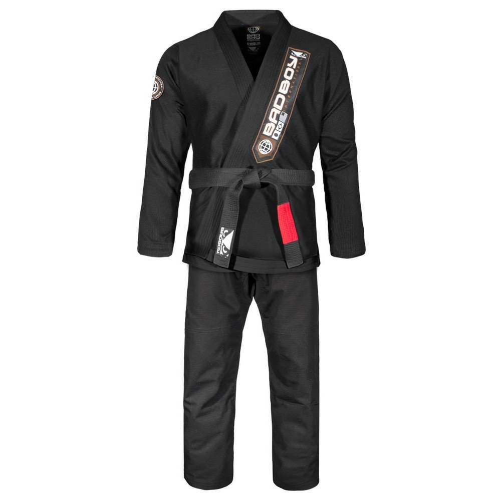 Кимоно Bad Boy Pro Series Champion BJJ Gi - Black