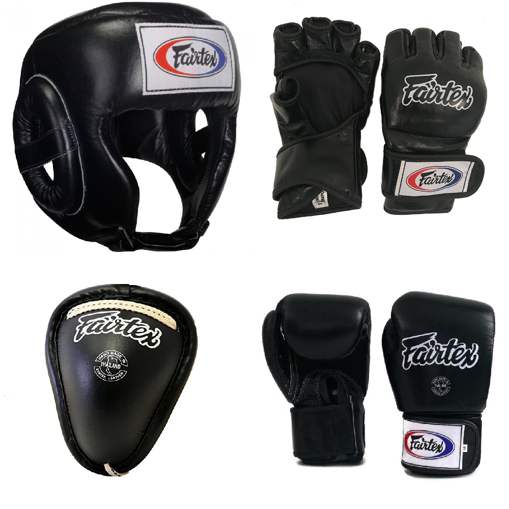 Набор Fairtex Black1