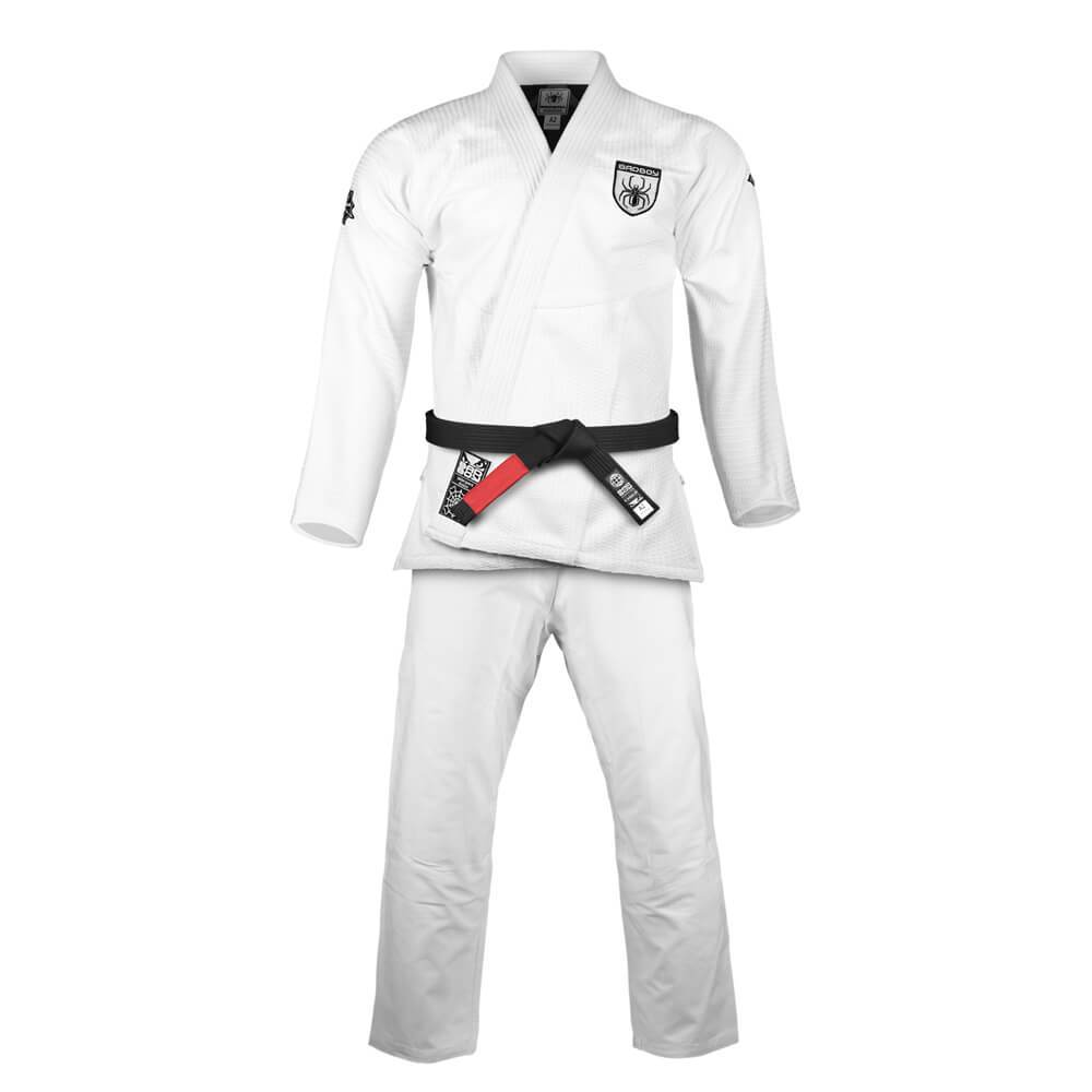 Кимоно Bad Boy Legacy Spider Guard BJJ Gi - White&