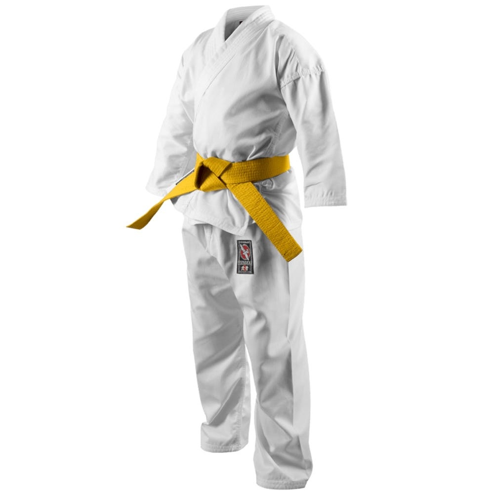 Кимоно Hayabusa Winged Strike Karate Gi White