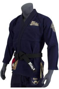 Кимоно FAIRTEX Matchanu Gi Navy Blue