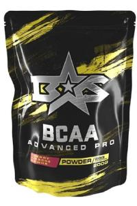 Аминокислота Advanced Pro BCAA Binasport 200 г вкус арбуз
