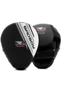 Лапы  Bad Boy Pro Series Advanced Focus Mitts-Black/White 1 пара
