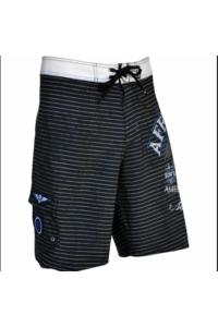 Шорты Affliction Mens Boardshort II Black