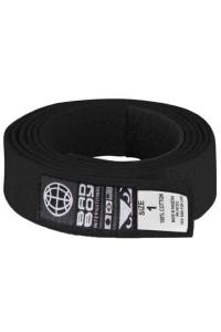 Пояс Bad Boy BJJ Belt - Black &