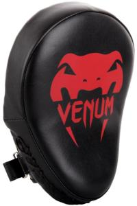 Лапы Venum Light Black/Red 1 пара