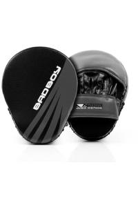 Лапы  Bad Boy Training Series Impact Focus Mitts-Black/Grey 1 пара
